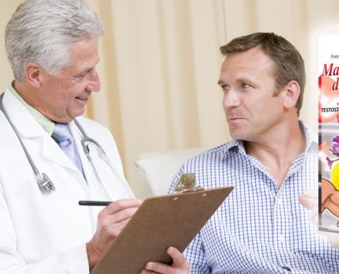 Upala prostate