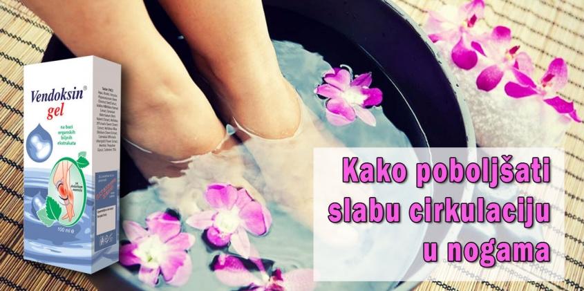 Kako poboljšati slabu cirkulaciju u nogama