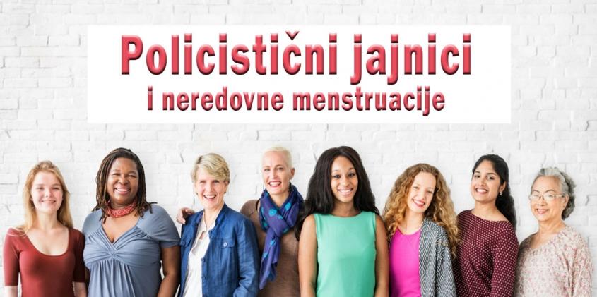 Policistični jajnici i neredovne menstruacije