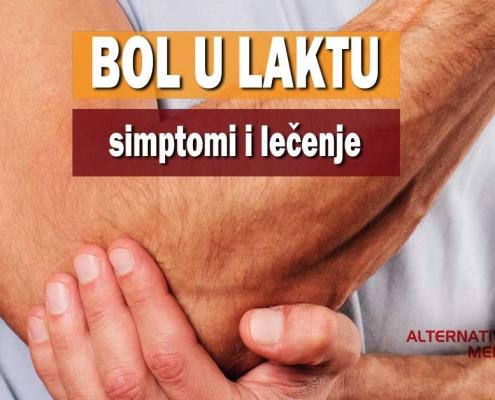 Bol u laktu - simptomi i lečenje