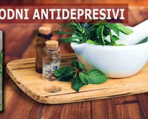 Prirodni antidepresivi