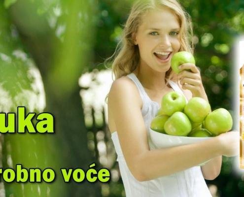 Jabuka je čarobno voće