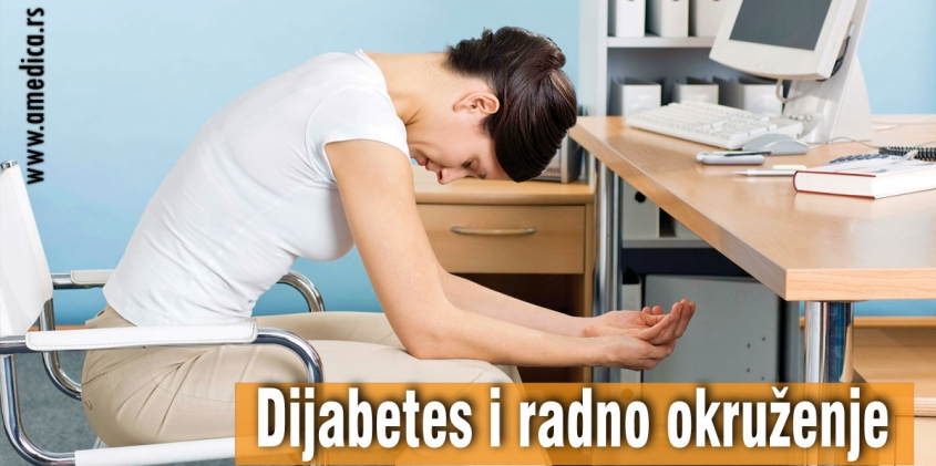 Dijabetes i radno okruženje