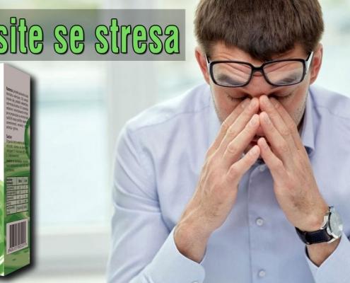 Otarasite se stresa
