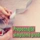 Prepoznajte simptome predijabetesa
