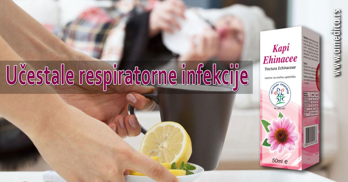 Učestale respiratorne infekcije