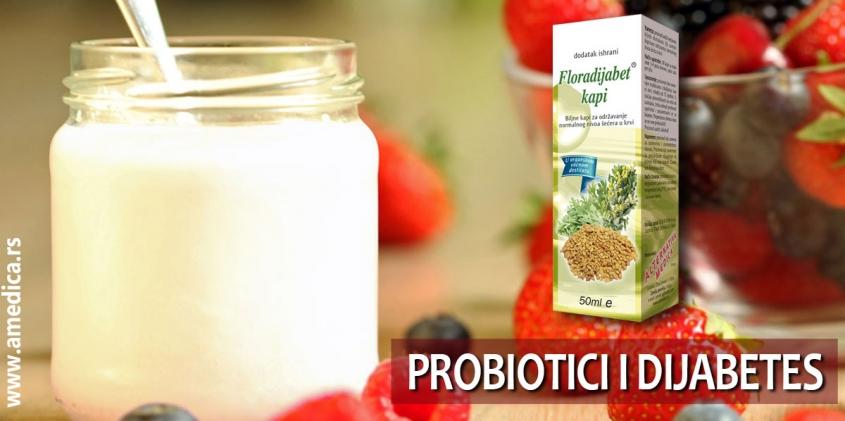 Probiotici i dijabetes