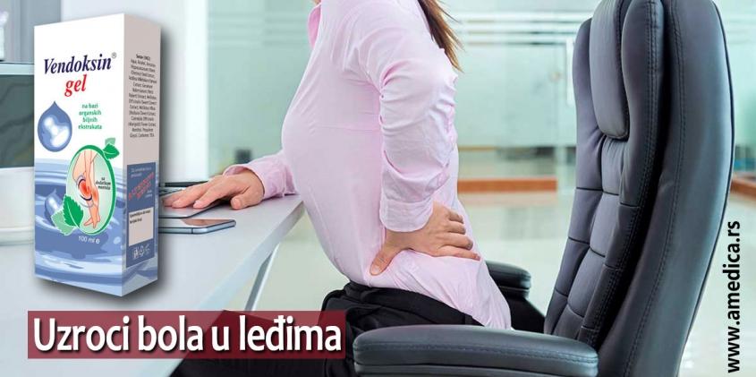 Uzroci bola u leđima