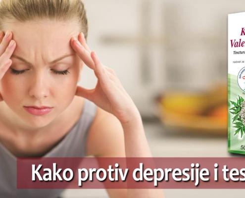 Kako protiv depresije i teskobe