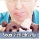 Šećer šteti zdravlju