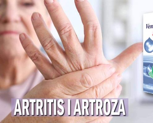 Artritis i artroza