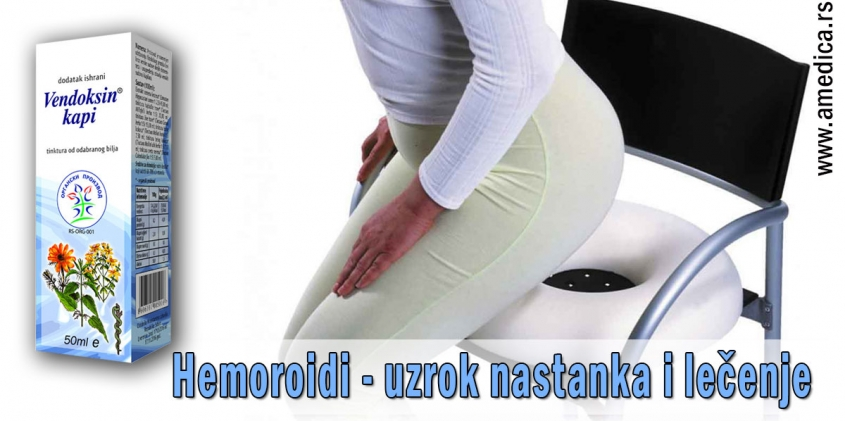 Hemoroidi - uzrok nastanka i lečenje