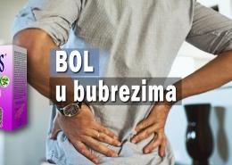 Bol u bubrezima