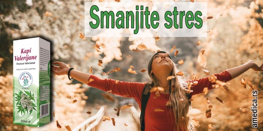 Smanjite stres