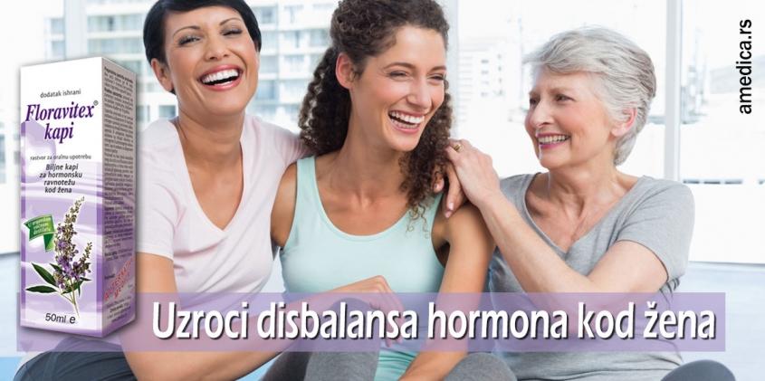Uzroci disbalansa hormona kod žena