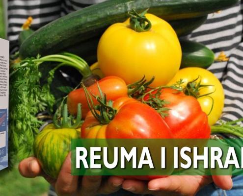 Reuma i ishrana