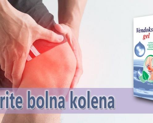 Smirite bolna kolena