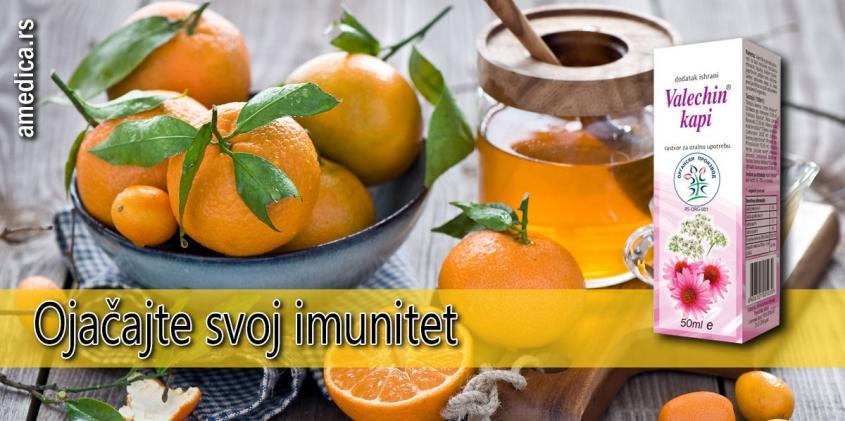 Ojačajte svoj imunitet