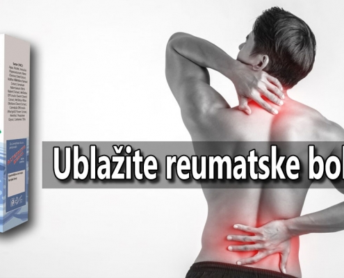 Ublažite reumatske bolesti