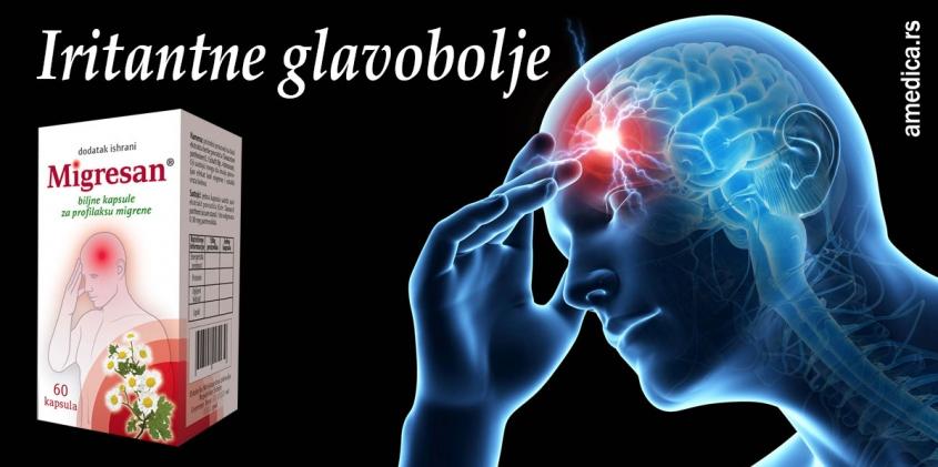 Iritantne glavobolje
