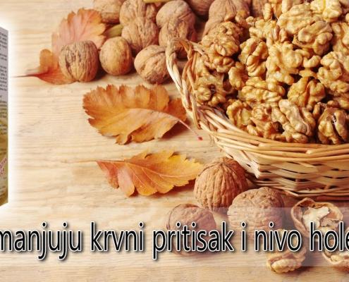 Orasi smanjuju krvni pritisak i nivo holesterola