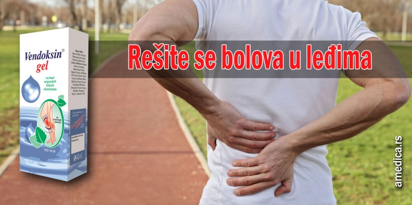 Rešite se bolova u leđima