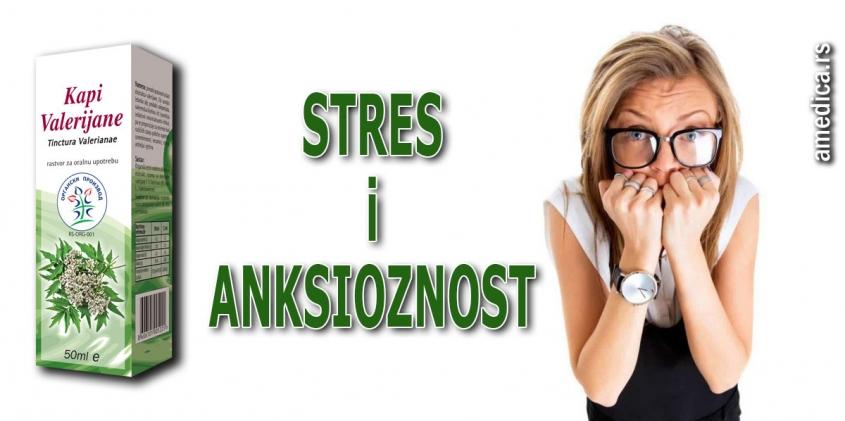 Stres i anksioznost