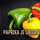 Paprika je ubica virusa