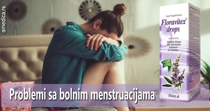 Problemi sa bolnim menstruacijama