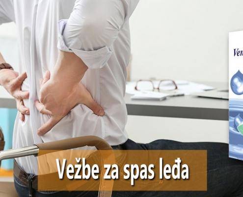 Vežbe za spas leđa