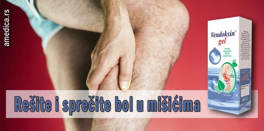 Rešite i sprečite bol u mišićima