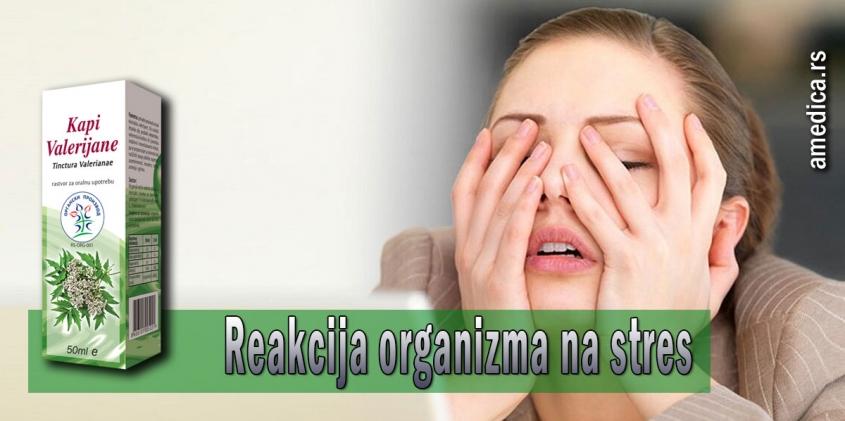 Reakcija organizma na stres