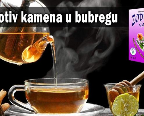 Čaj protiv kamena u bubregu