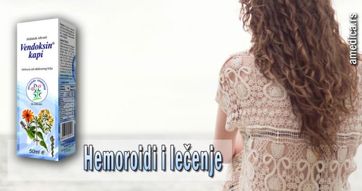 Hemoroidi i lečenje