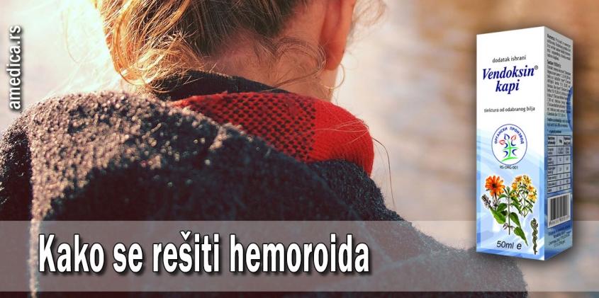Hemoroidi nastaju pre svega zbog pogrešnog načina življenja - loše ishrane, ishrane sa previše soli, ljute i kisele hrane, manjak fizičkih aktivnosti