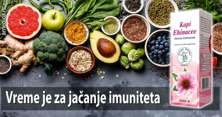 Vreme je za jačanje imuniteta
