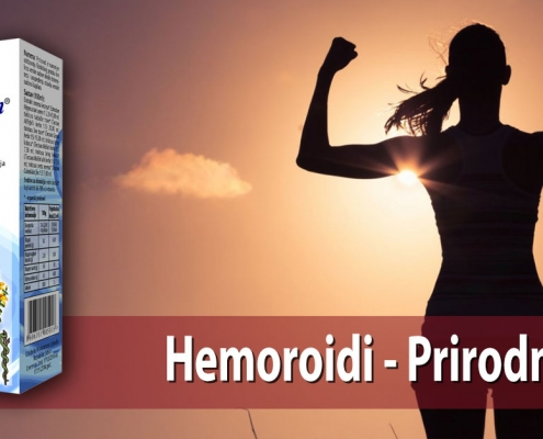 Hemoroidi - Prirodni lek
