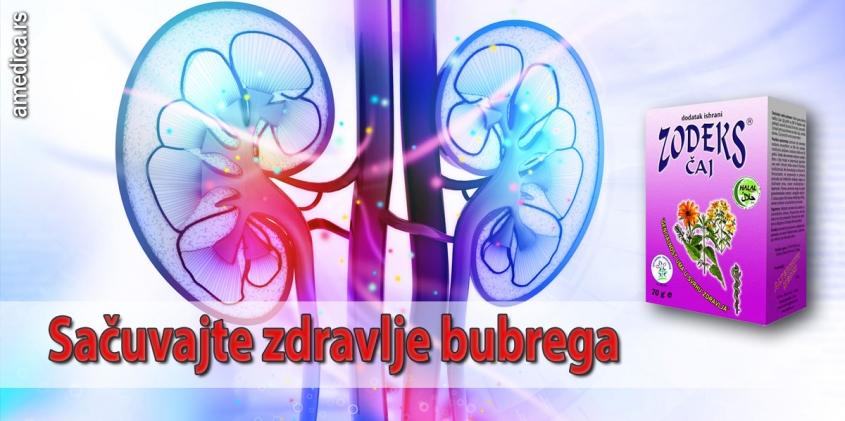 Sačuvajte zdravlje bubrega