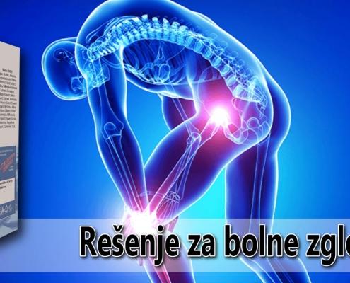 za bolne zglobove