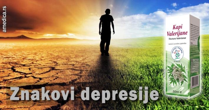 Znakovi depresije
